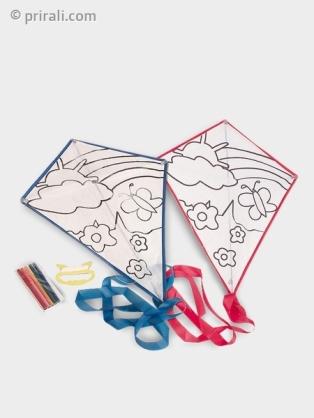 Cerf volant colorier - Cerf a colorier ...